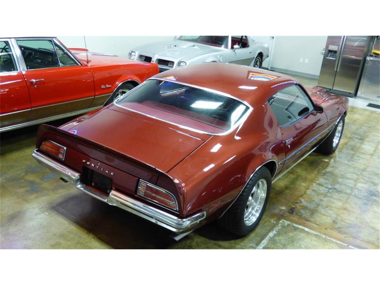 Large Picture of Classic '73 Pontiac Firebird Formula located in Georgia Offered by Cruisers Specialty Autos - PZRG