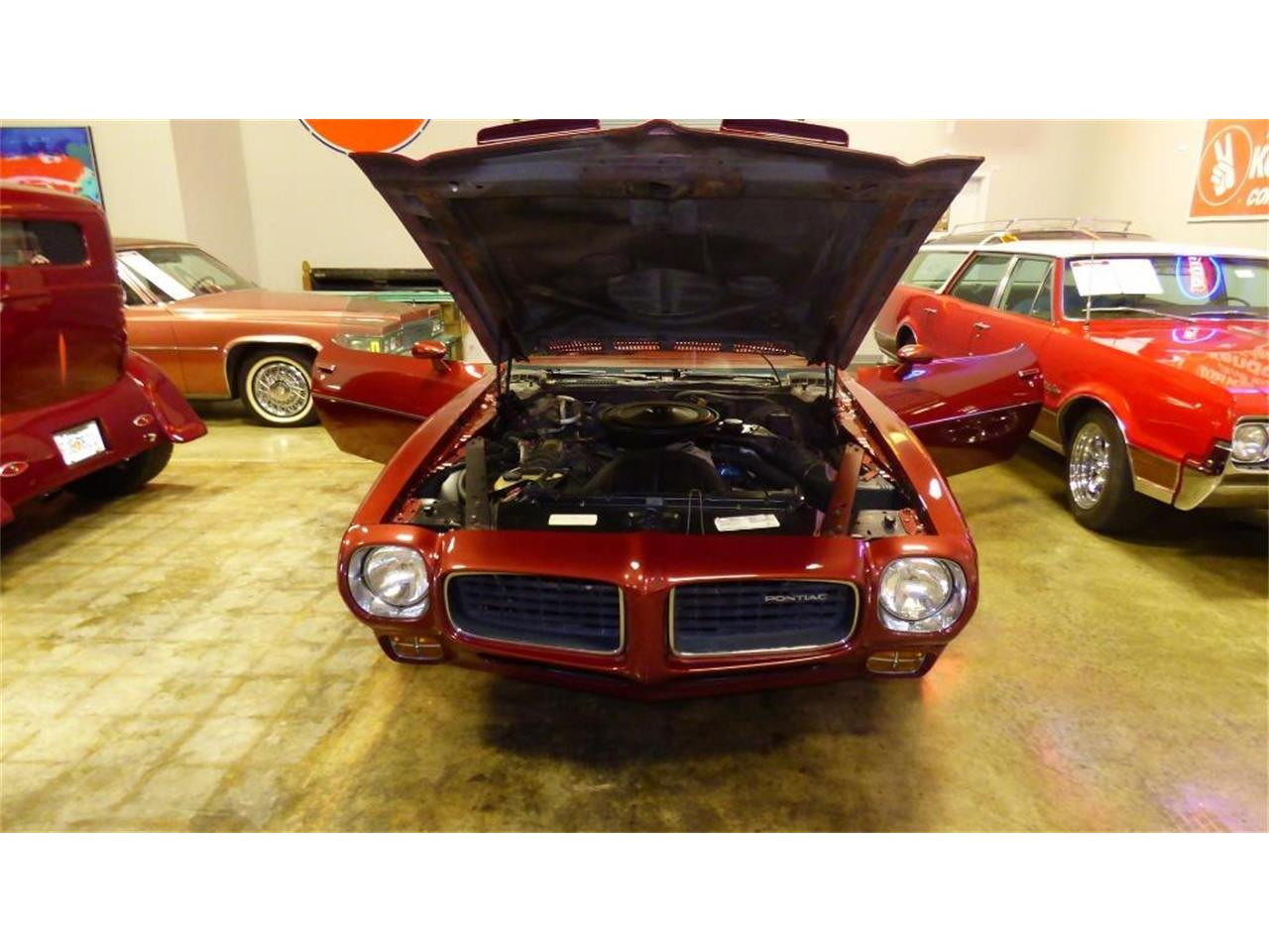 Large Picture of Classic '73 Pontiac Firebird Formula - $27,995.00 Offered by Cruisers Specialty Autos - PZRG