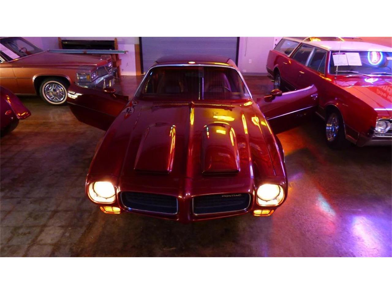 Large Picture of Classic 1973 Pontiac Firebird Formula located in Atlanta Georgia - PZRG