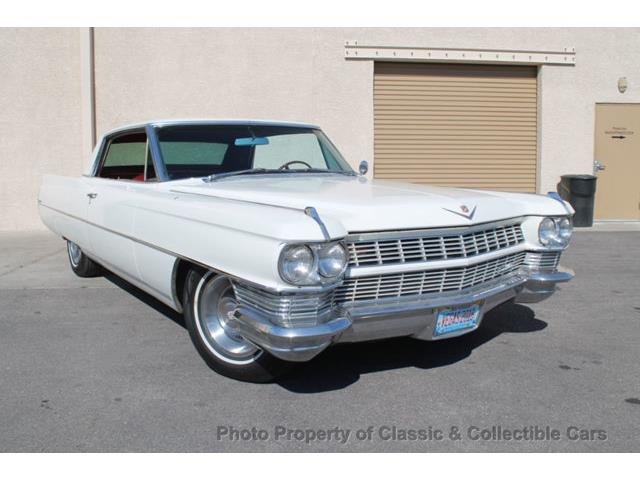 Picture of 1964 Coupe DeVille located in Las Vegas Nevada - PZRJ