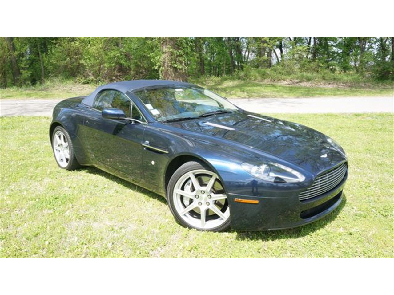 Large Picture of 2008 Aston Martin Vantage - $46,295.00 Offered by Velocity Motorsports LLC - PZRM