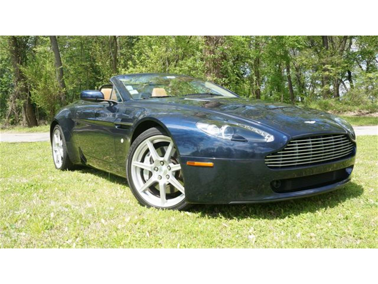 Large Picture of '08 Aston Martin Vantage located in Valley Park Missouri Offered by Velocity Motorsports LLC - PZRM