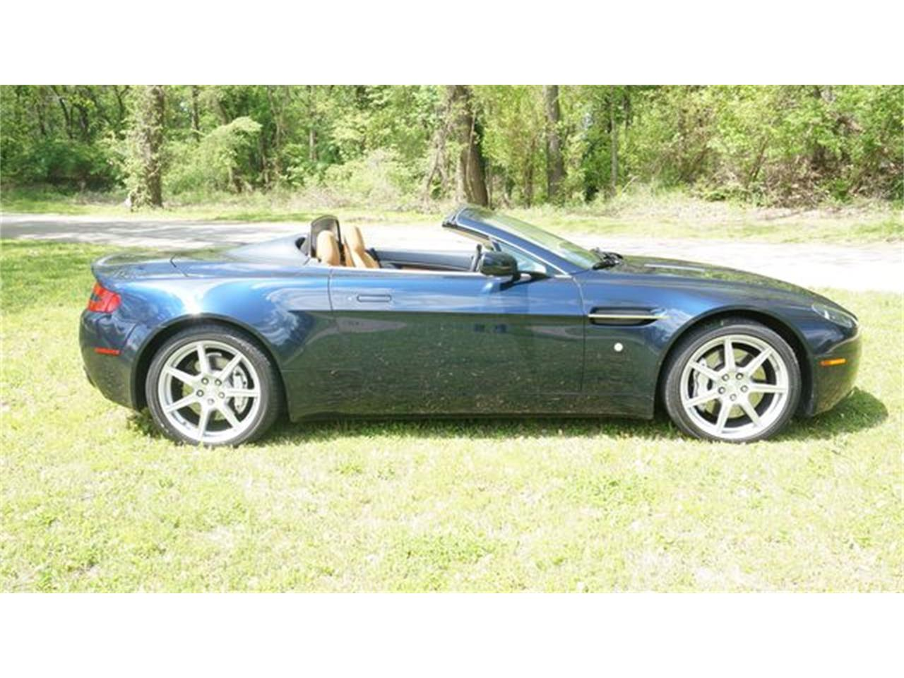 Large Picture of '08 Vantage Offered by Velocity Motorsports LLC - PZRM