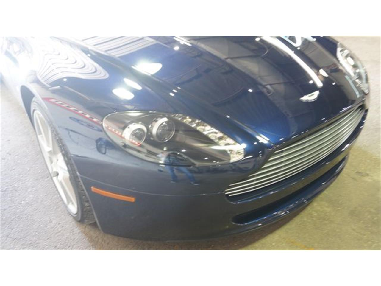 Large Picture of 2008 Aston Martin Vantage located in Valley Park Missouri Offered by Velocity Motorsports LLC - PZRM
