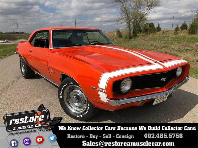 Picture of '69 Camaro located in Lincoln Nebraska - $47,900.00 Offered by  - PXUS