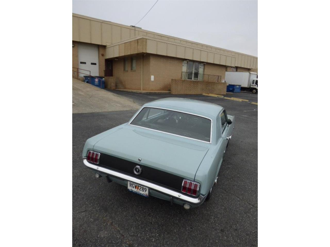 Large Picture of '66 Mustang - PZRS