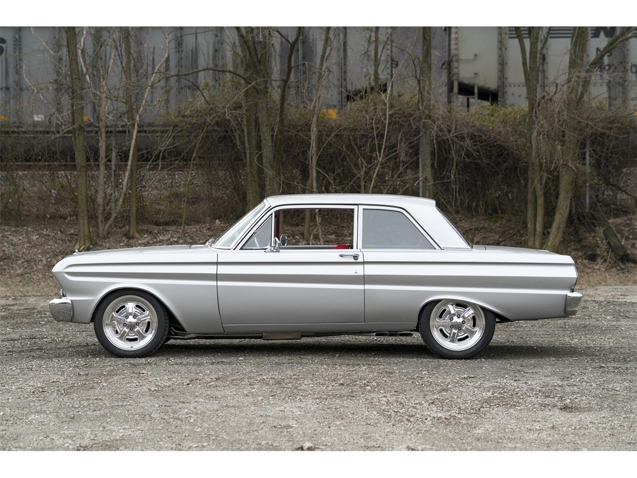 Large Picture of '64 Ford Falcon located in Pennsylvania - PZS8