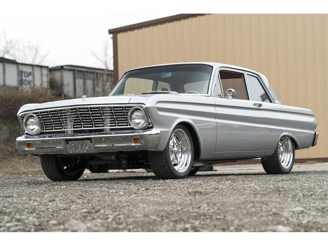 Large Picture of Classic '64 Falcon located in Pennsylvania - $54,000.00 Offered by Fort Pitt Classic Cars - PZS8