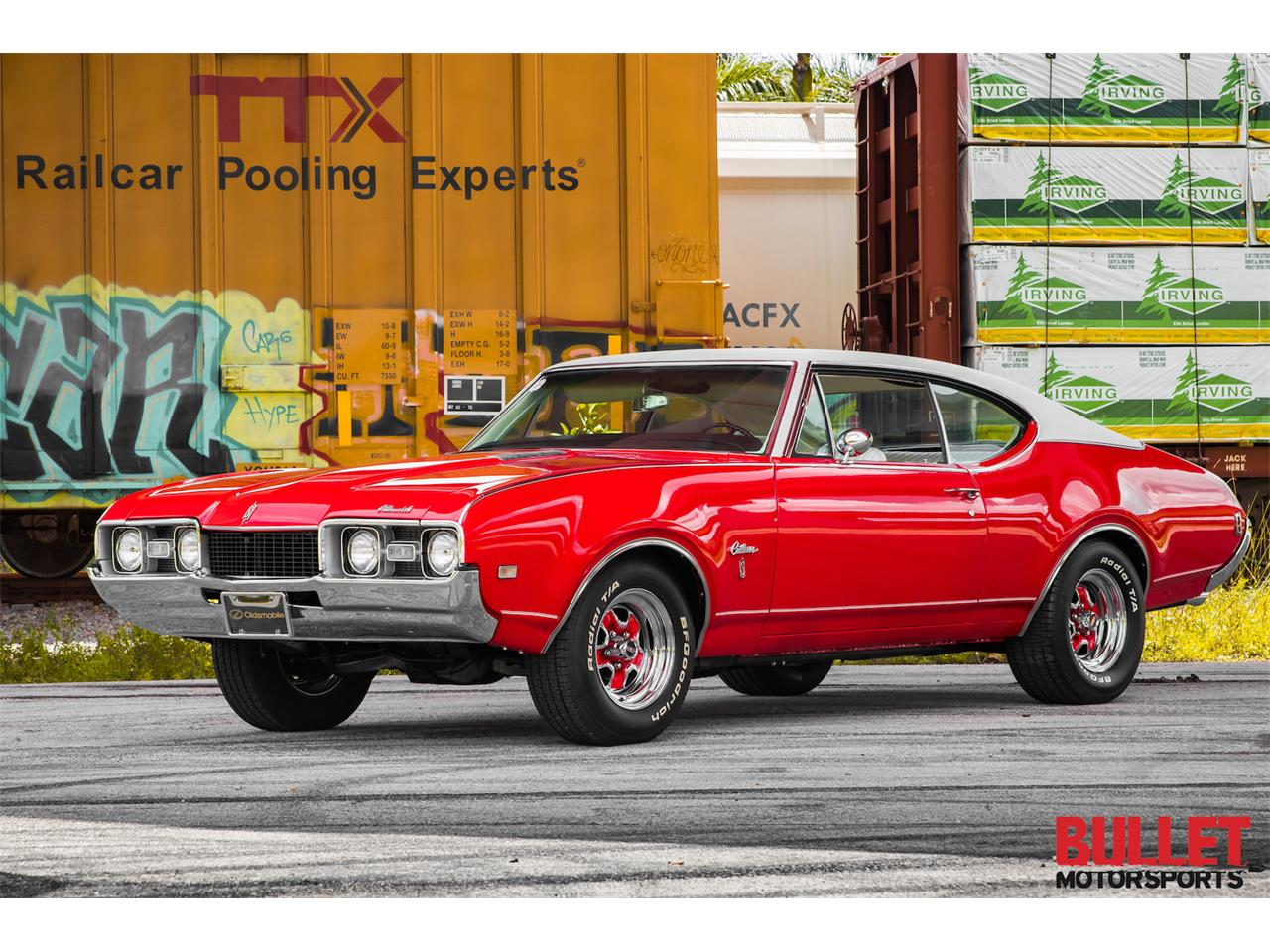 Large Picture of 1968 Cutlass Supreme Offered by Bullet Motorsports Inc - PZS9