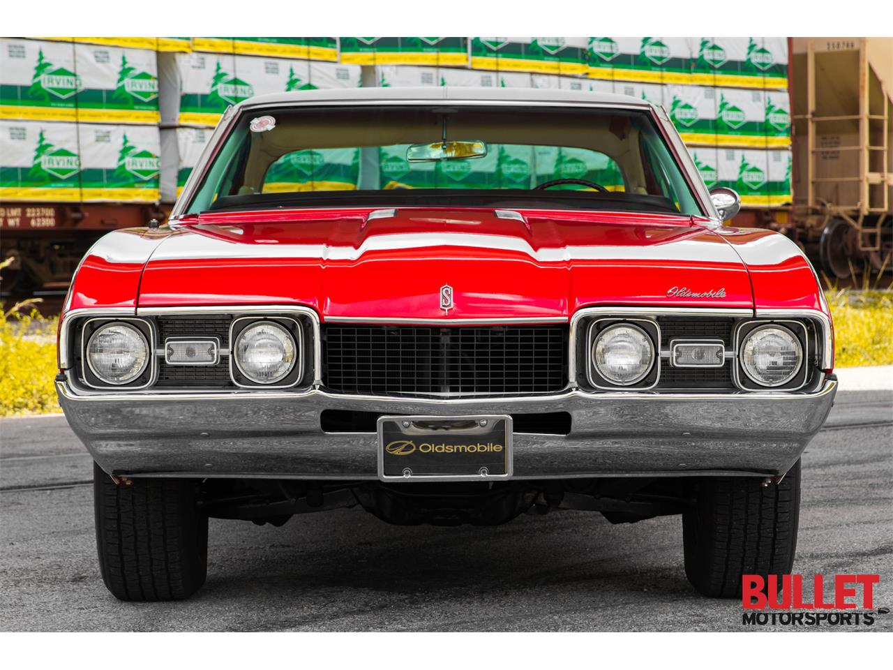 Large Picture of '68 Cutlass Supreme - PZS9