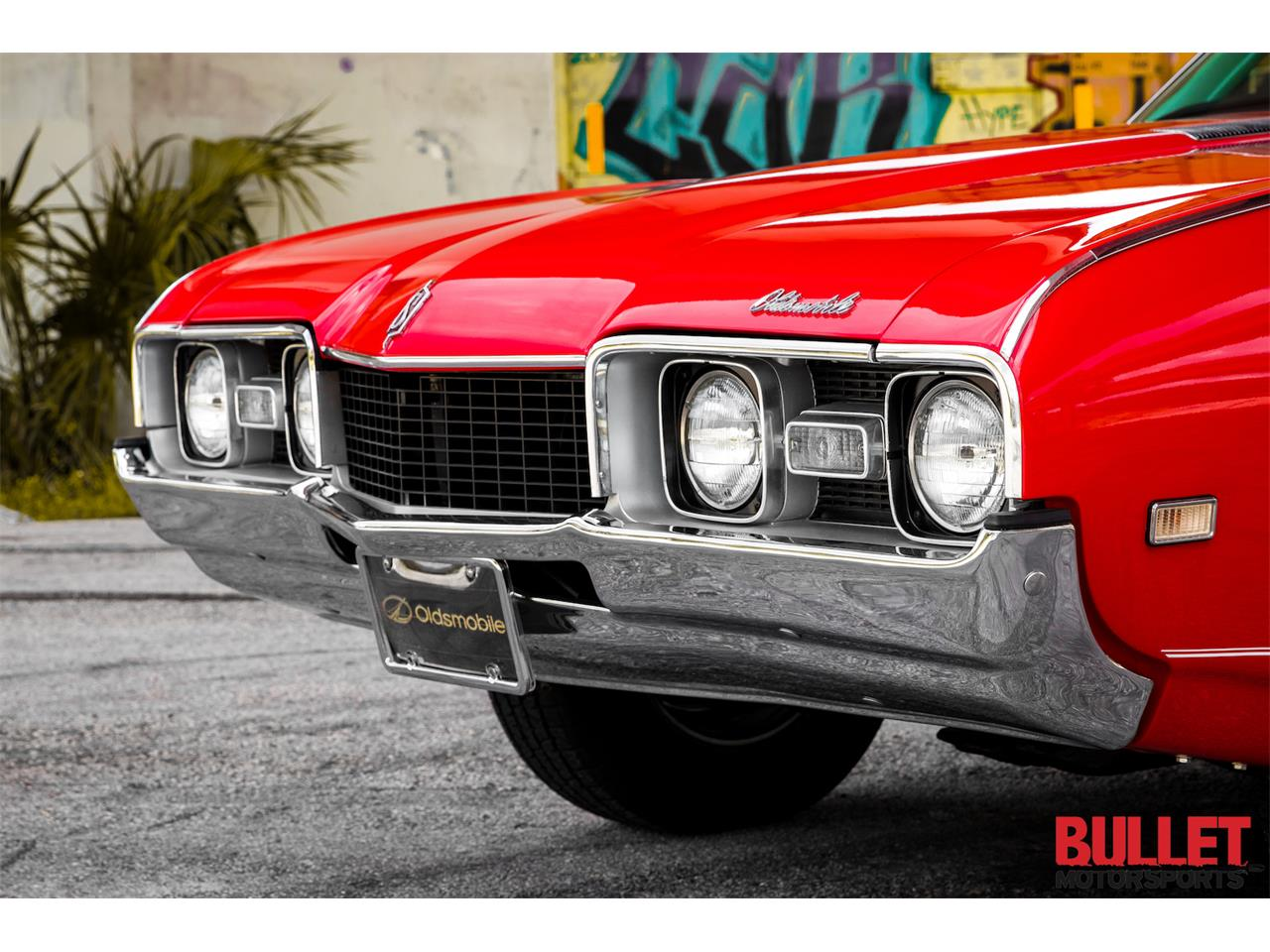 Large Picture of Classic 1968 Cutlass Supreme Offered by Bullet Motorsports Inc - PZS9