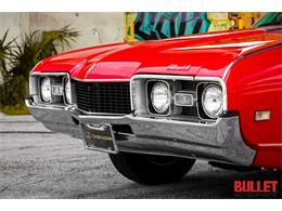 Picture of 1968 Oldsmobile Cutlass Supreme Offered by Bullet Motorsports Inc - PZS9