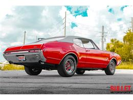 Picture of '68 Oldsmobile Cutlass Supreme located in Fort Lauderdale Florida Offered by Bullet Motorsports Inc - PZS9