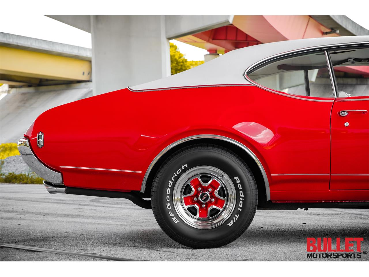 Large Picture of 1968 Cutlass Supreme located in Florida - $30,000.00 Offered by Bullet Motorsports Inc - PZS9