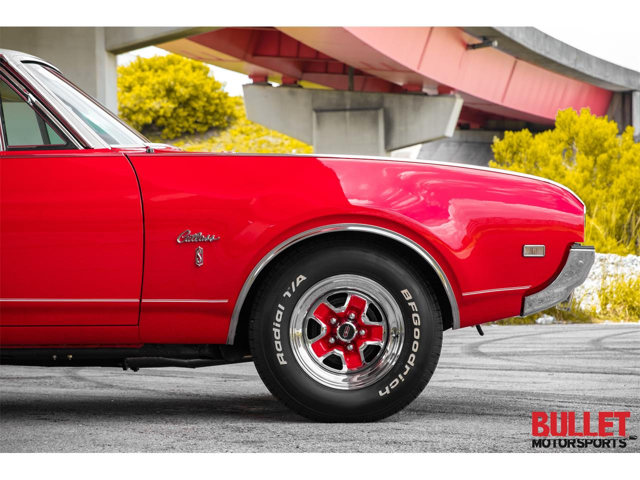 Large Picture of Classic '68 Cutlass Supreme located in Florida Offered by Bullet Motorsports Inc - PZS9