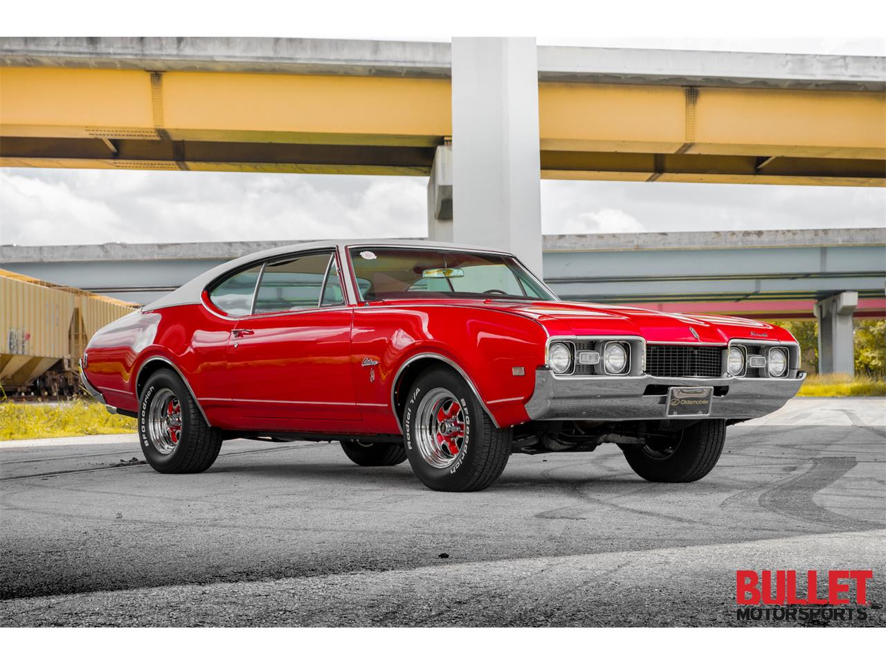 Large Picture of Classic 1968 Cutlass Supreme located in Florida - $30,000.00 Offered by Bullet Motorsports Inc - PZS9