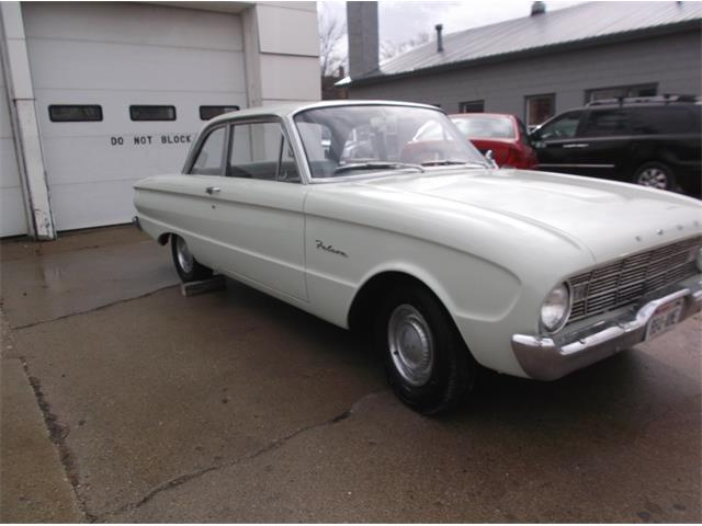 Picture of 1960 Ford Falcon located in Genoa City Wisconsin Offered by a Private Seller - PZSE