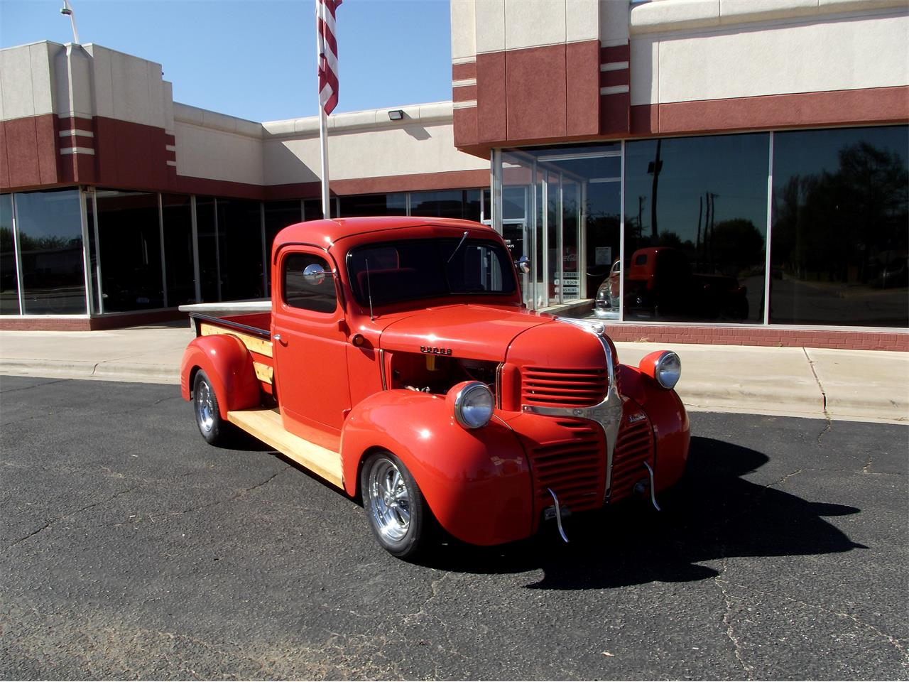 Large Picture of 1941 Dodge D100 Offered by P's Crazy Car Museum - PZSG