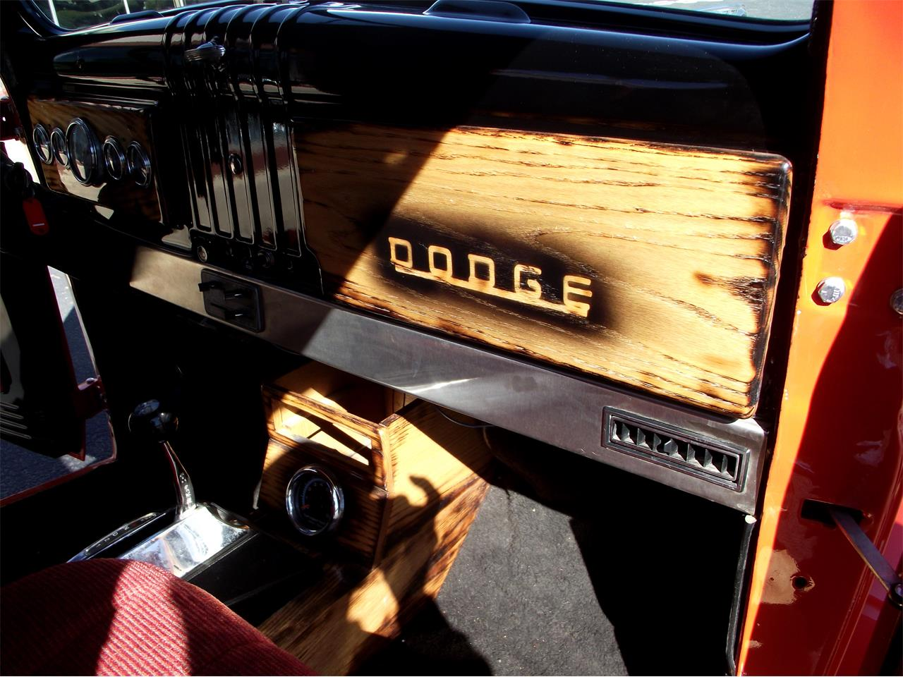 Large Picture of Classic 1941 Dodge D100 - $41,500.00 Offered by P's Crazy Car Museum - PZSG