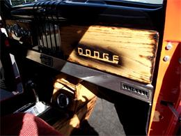 Picture of Classic '41 Dodge D100 - $41,500.00 - PZSG