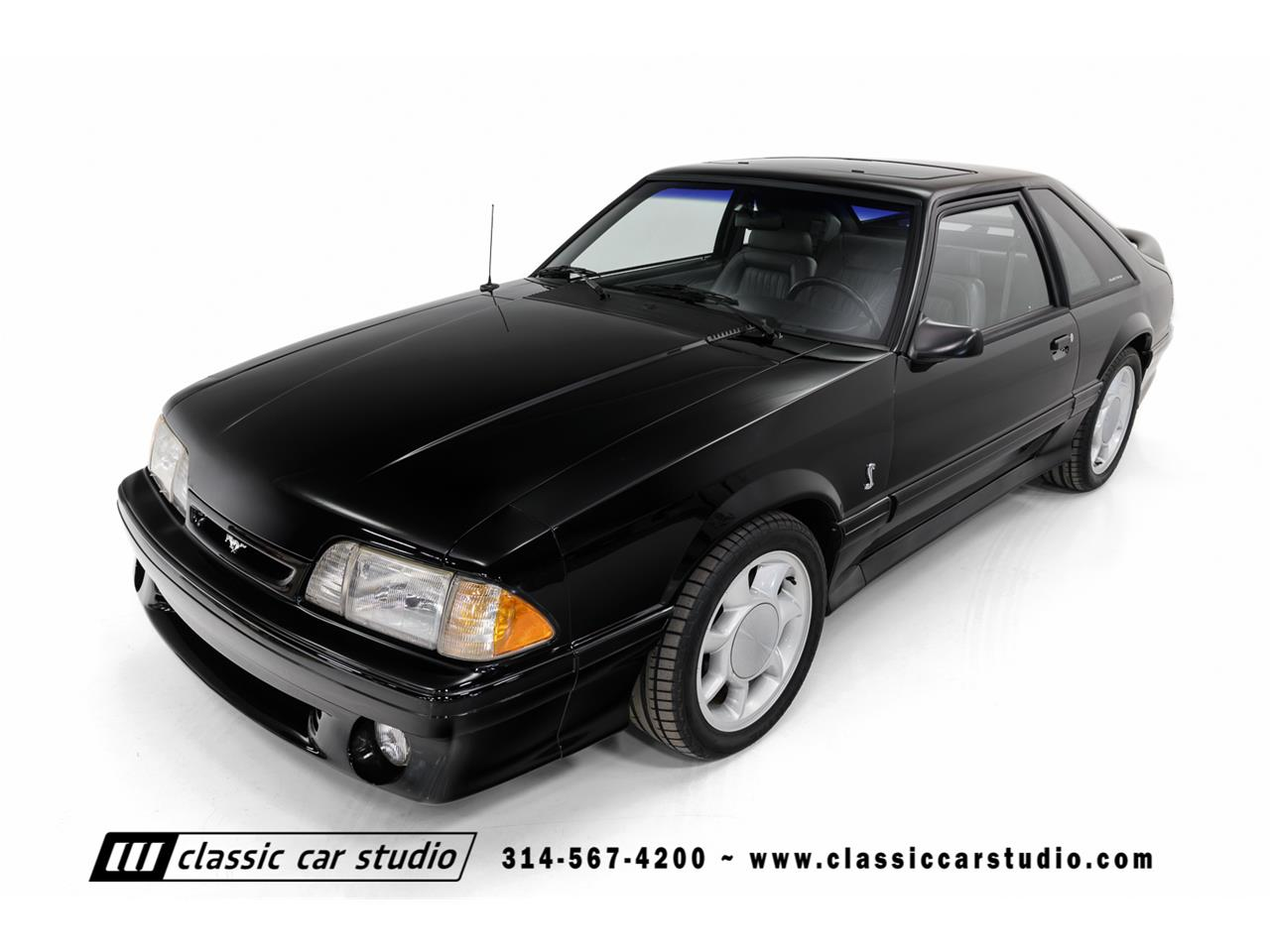 Large Picture of '93 Mustang Cobra - PZSI