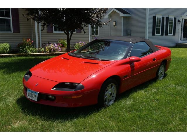 Picture of '95 Chevrolet Camaro Z28 Offered by a Private Seller - PZSZ
