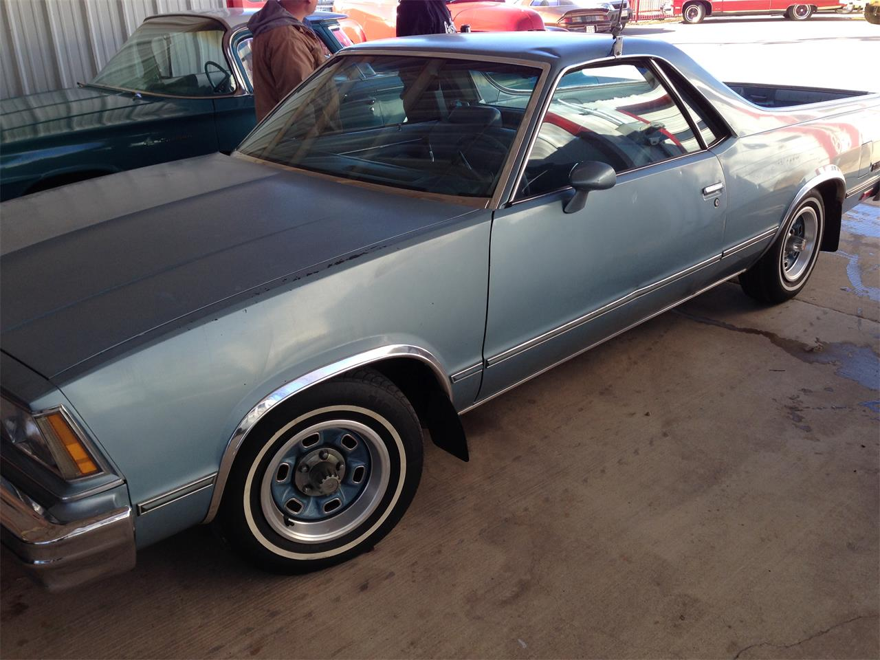 Large Picture of '79 El Camino located in Texas - PZT5