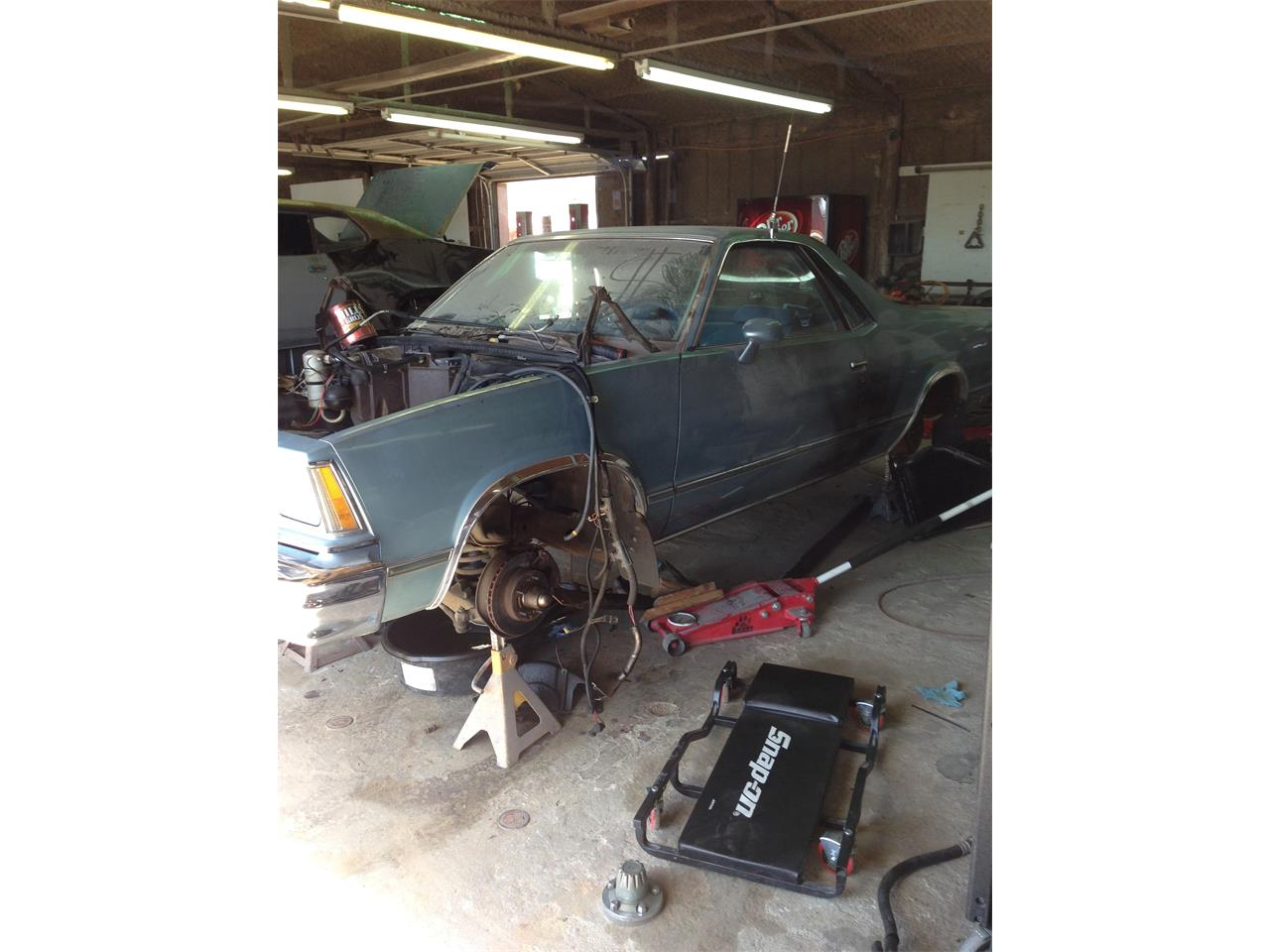 Large Picture of 1979 Chevrolet El Camino Offered by a Private Seller - PZT5