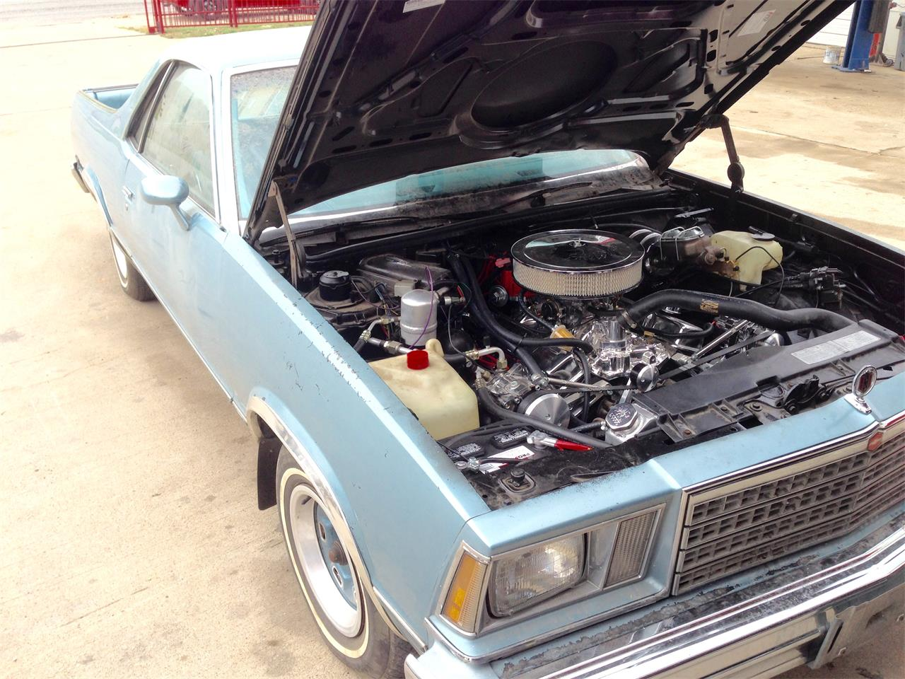 Large Picture of '79 Chevrolet El Camino located in Springtown Texas - PZT5