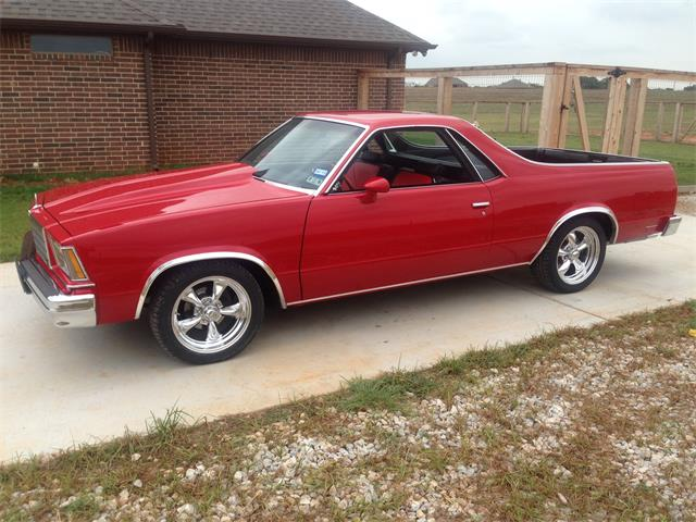 Picture of '79 El Camino - PZT5