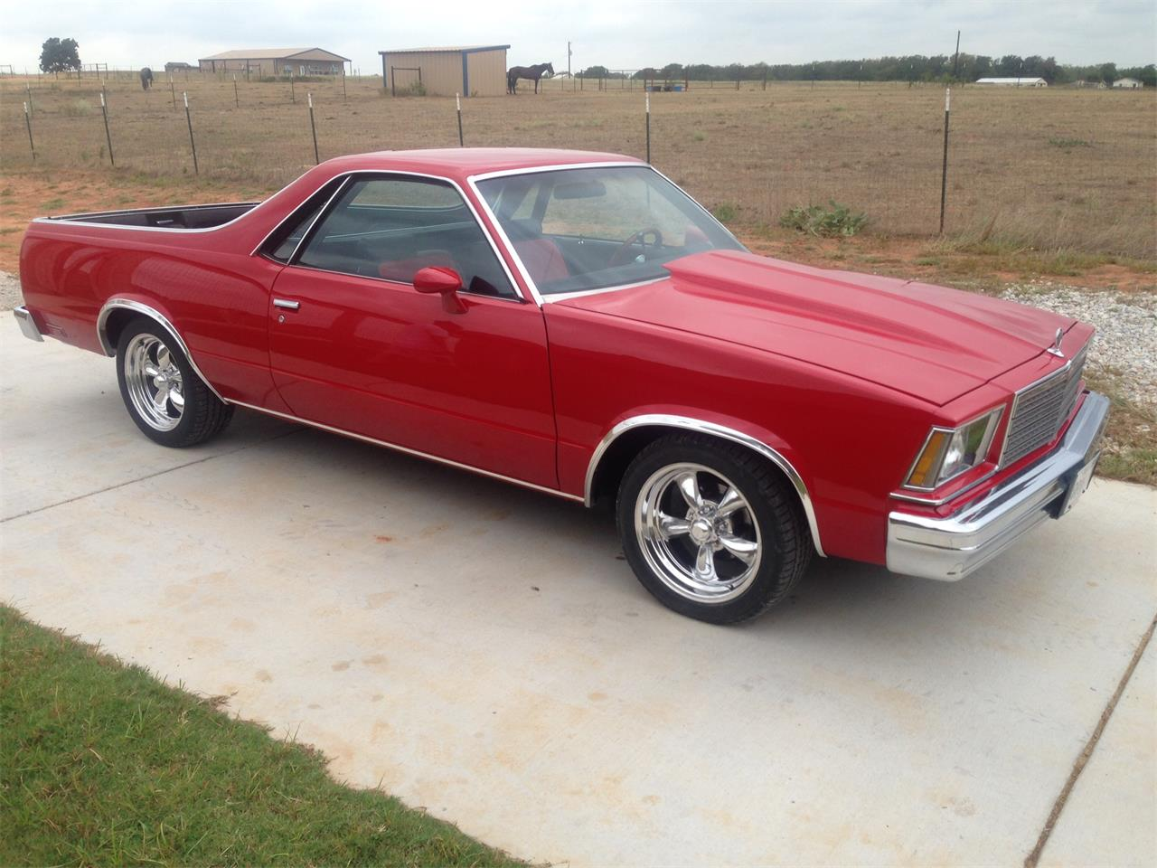 Large Picture of 1979 Chevrolet El Camino located in Texas - $17,500.00 - PZT5