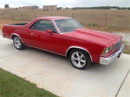 Picture of '79 Chevrolet El Camino located in Springtown Texas - $17,500.00 - PZT5