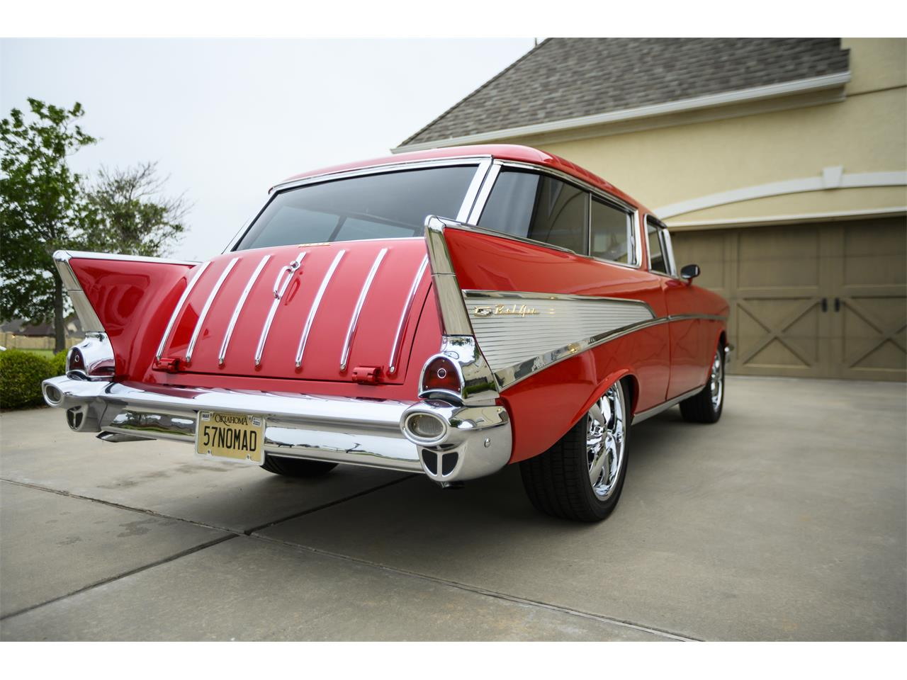 Large Picture of 1957 Bel Air Nomad located in Oklahoma - $67,400.00 - PZTB