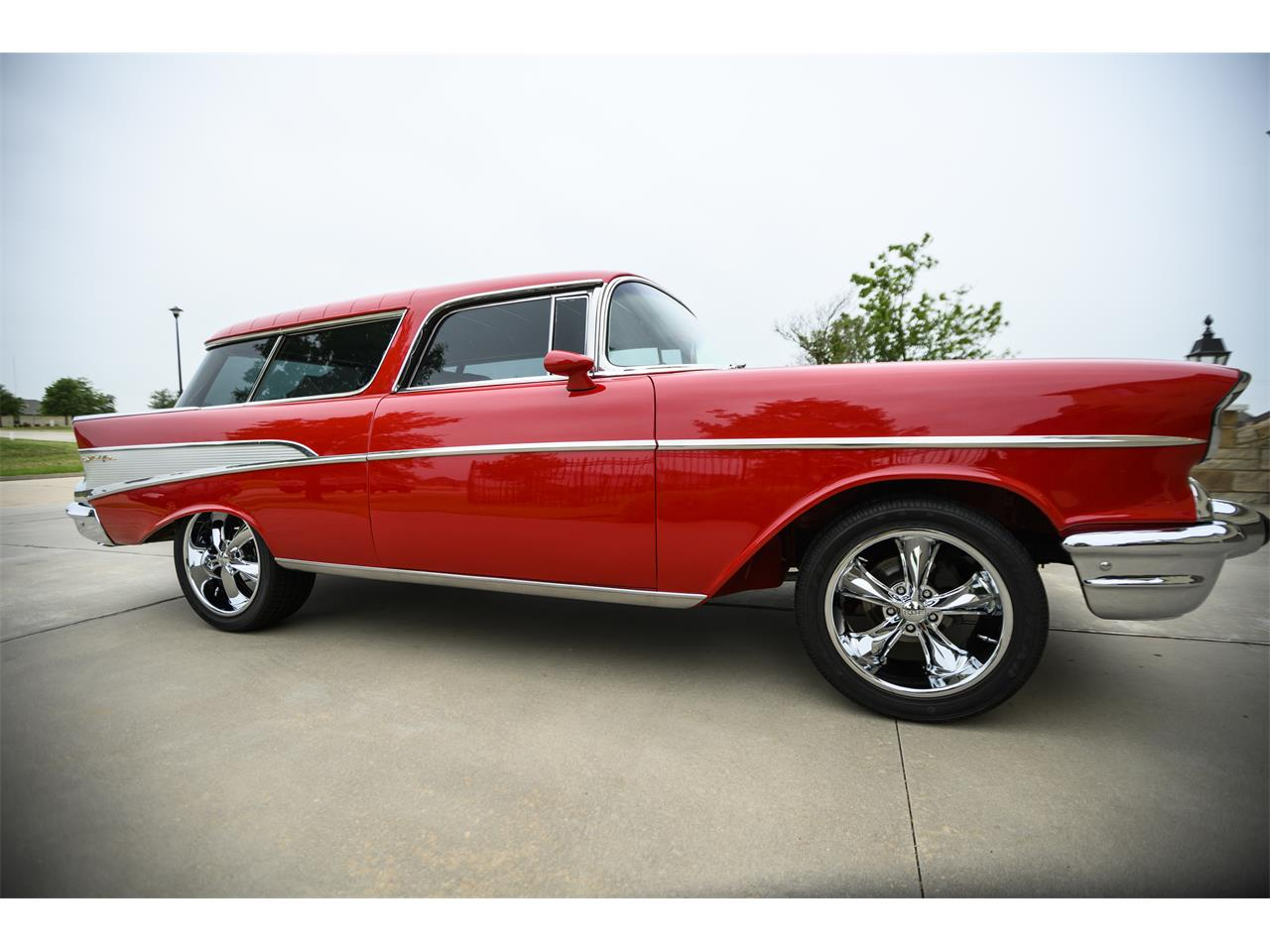 Large Picture of Classic '57 Chevrolet Bel Air Nomad - $67,400.00 Offered by a Private Seller - PZTB