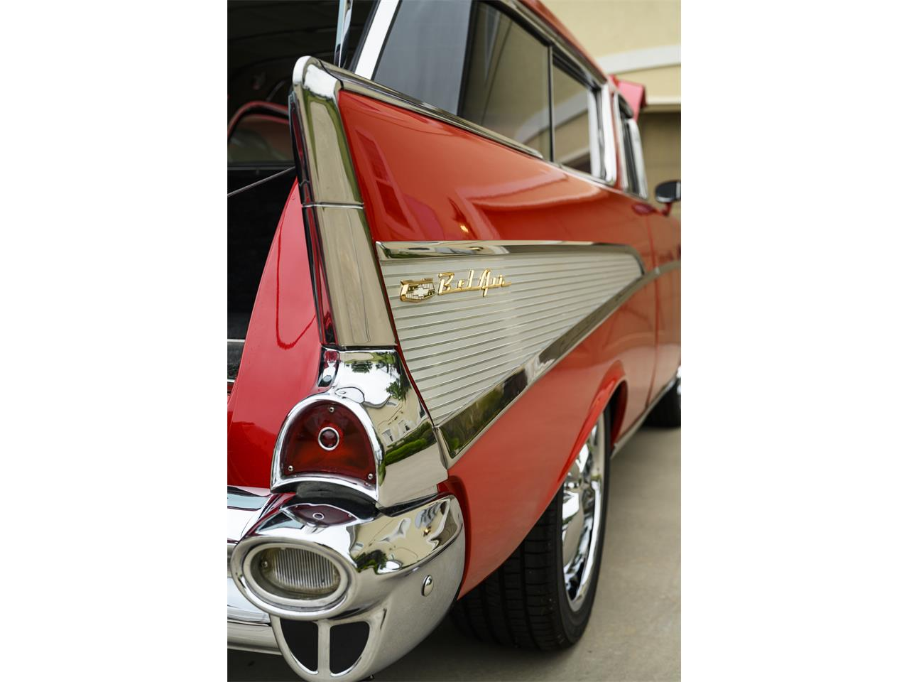 Large Picture of '57 Bel Air Nomad located in Oklahoma Offered by a Private Seller - PZTB