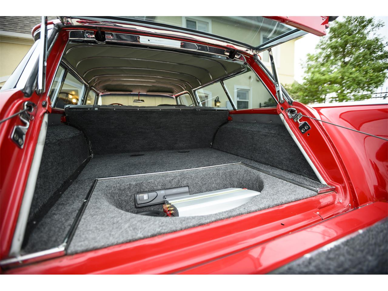 Large Picture of Classic '57 Chevrolet Bel Air Nomad - $67,400.00 - PZTB