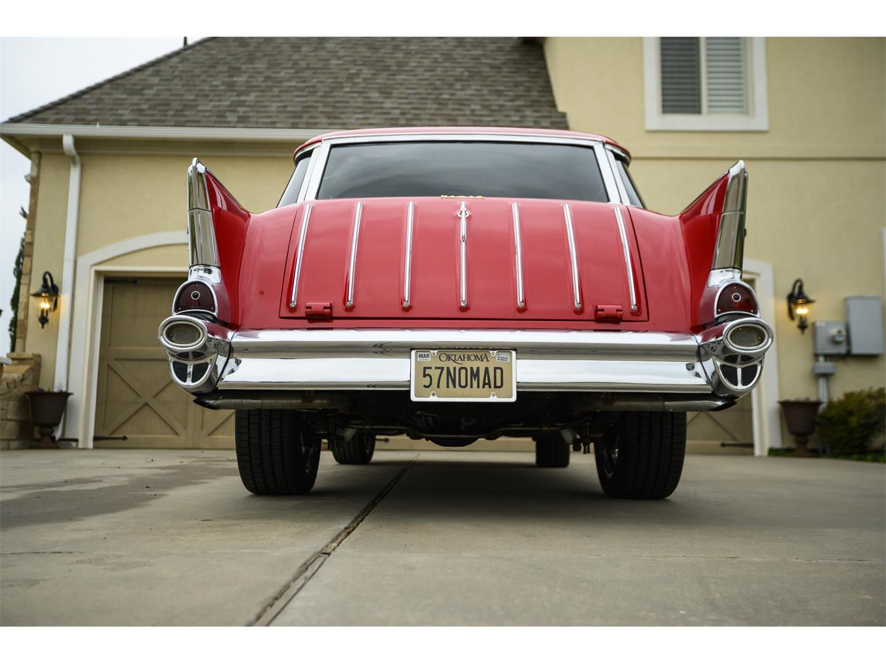 Large Picture of '57 Chevrolet Bel Air Nomad Offered by a Private Seller - PZTB