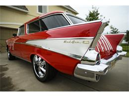 Picture of '57 Chevrolet Bel Air Nomad Offered by a Private Seller - PZTB