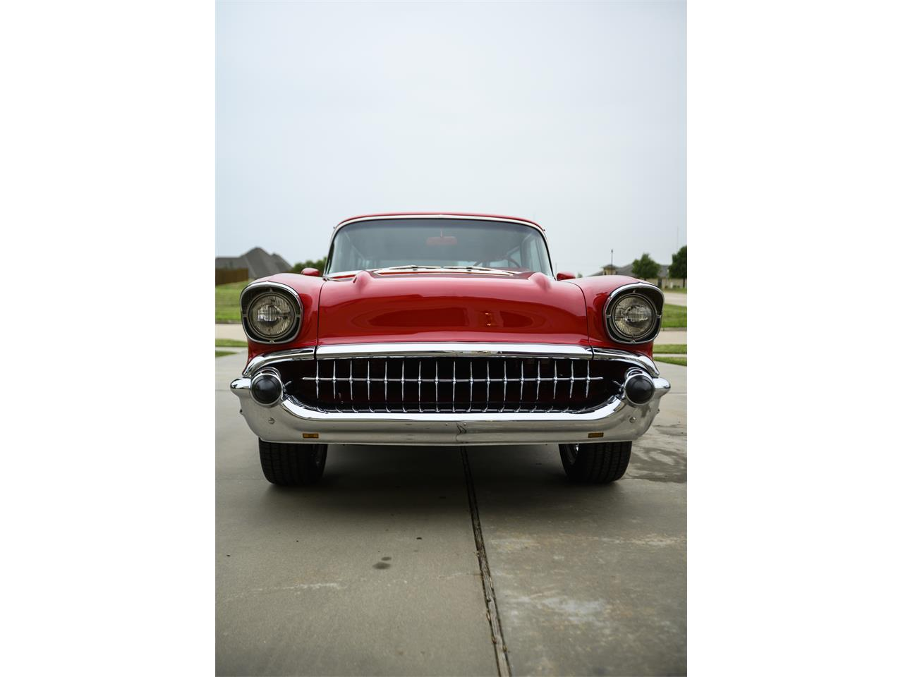 Large Picture of '57 Chevrolet Bel Air Nomad - $67,400.00 Offered by a Private Seller - PZTB