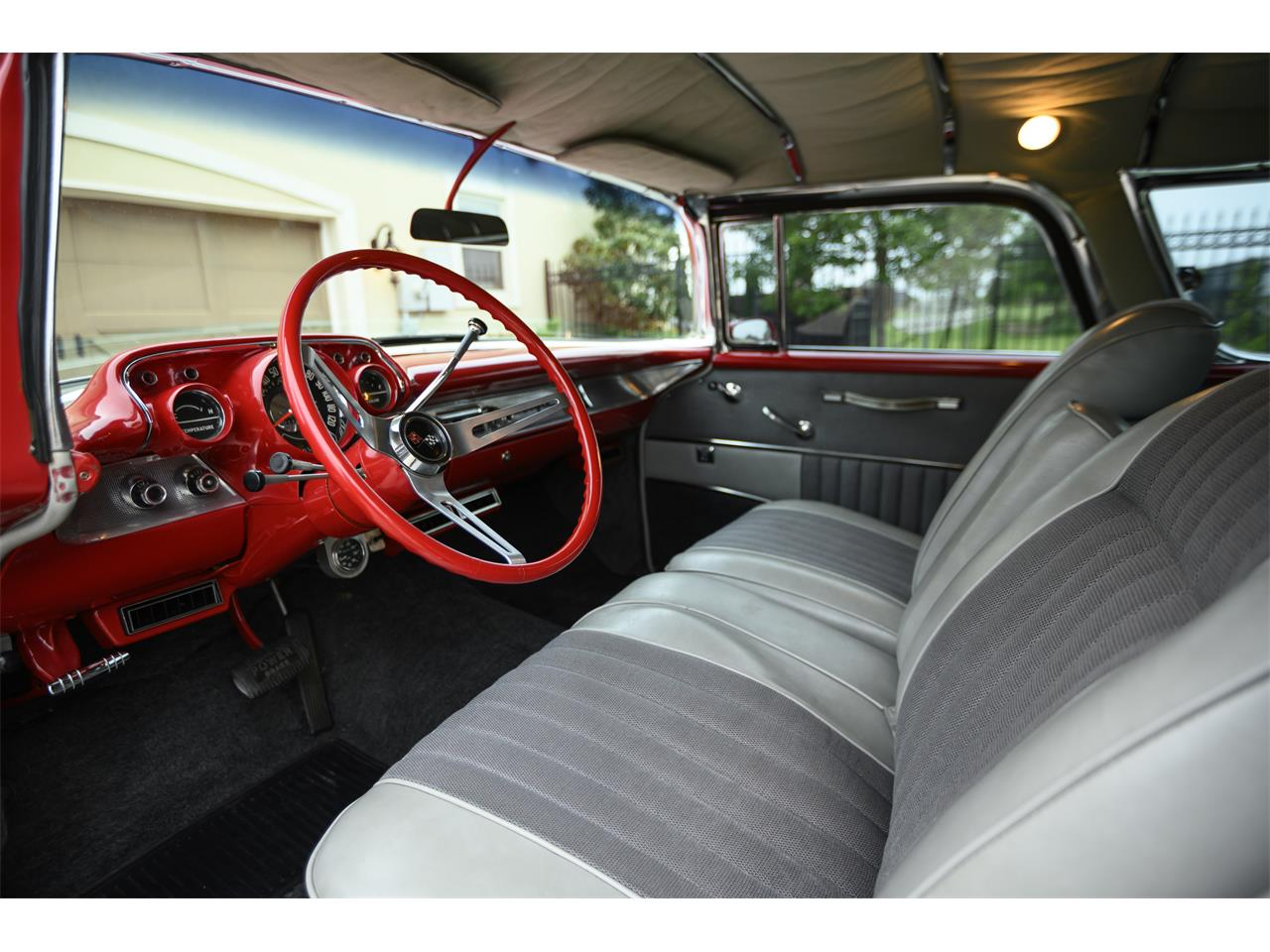 Large Picture of Classic '57 Bel Air Nomad Offered by a Private Seller - PZTB