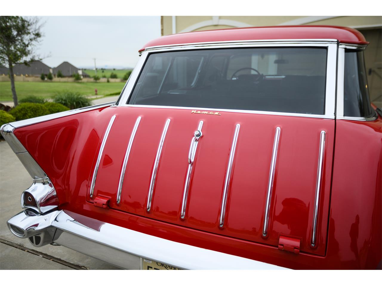 Large Picture of 1957 Bel Air Nomad located in Lawton Oklahoma Offered by a Private Seller - PZTB