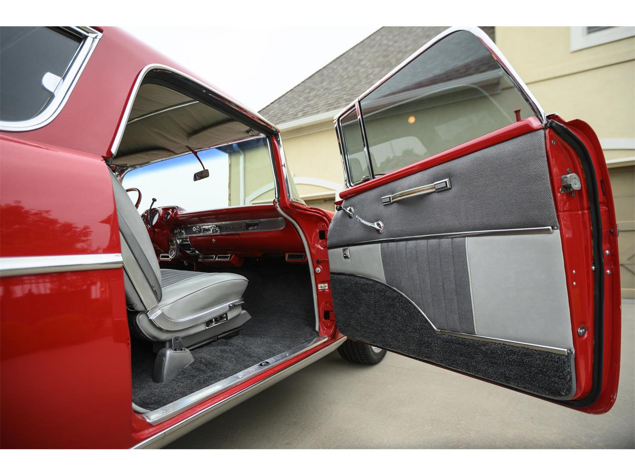 Large Picture of 1957 Chevrolet Bel Air Nomad located in Oklahoma Offered by a Private Seller - PZTB