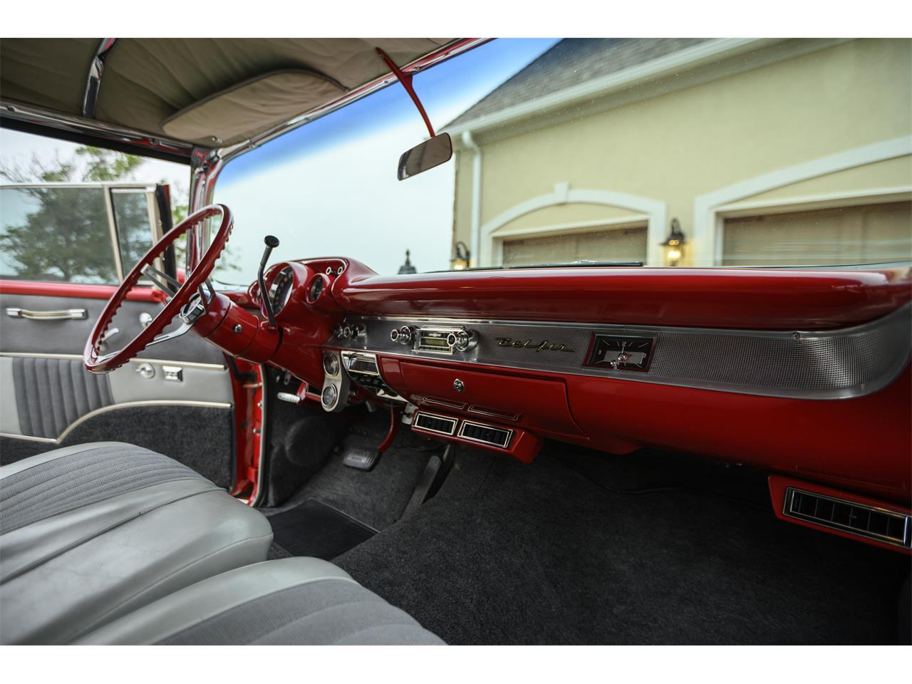 Large Picture of 1957 Chevrolet Bel Air Nomad located in Lawton Oklahoma - $67,400.00 - PZTB