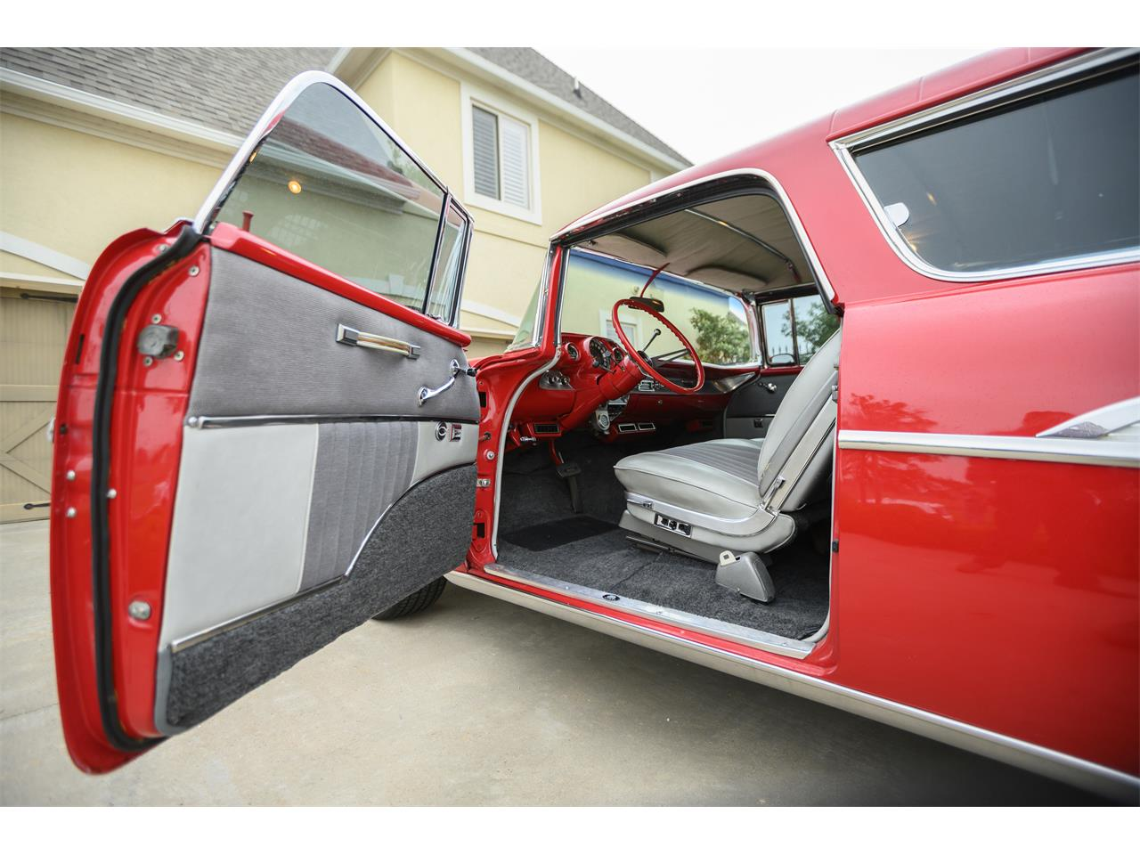 Large Picture of '57 Bel Air Nomad located in Oklahoma - $67,400.00 Offered by a Private Seller - PZTB