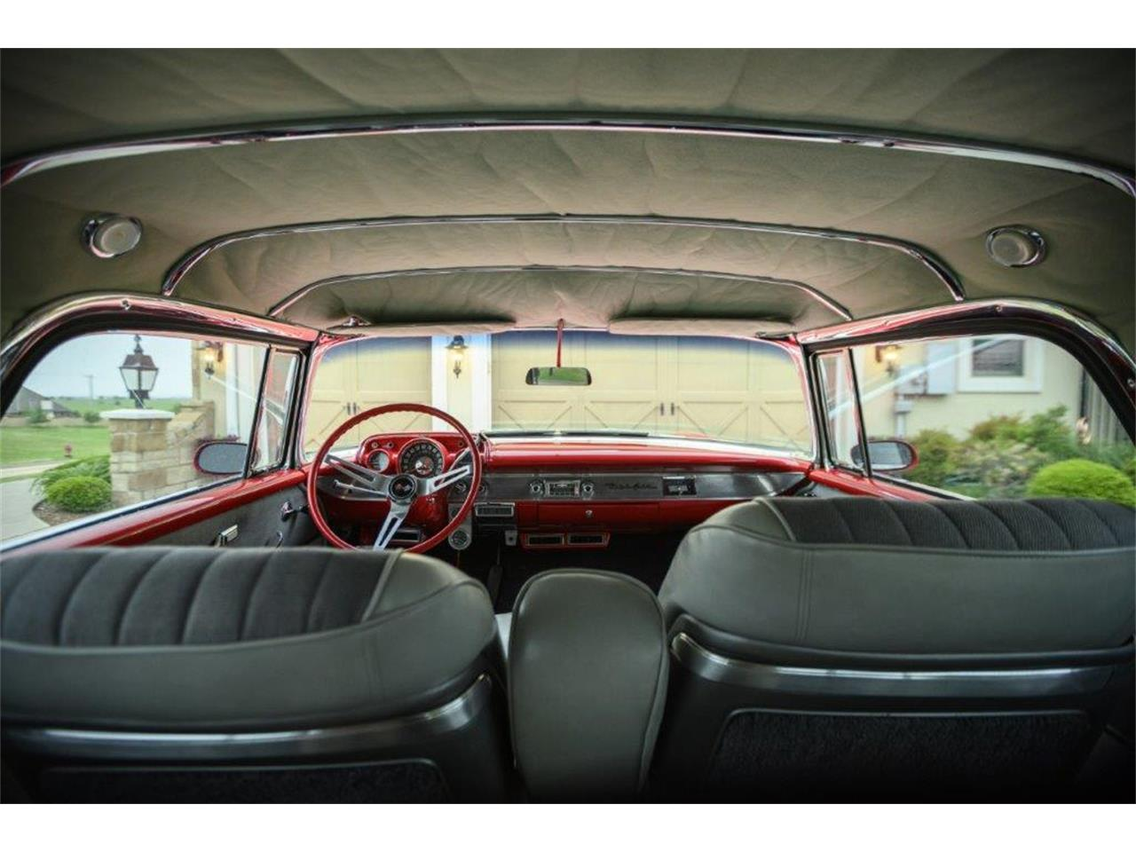 Large Picture of Classic '57 Chevrolet Bel Air Nomad - PZTB