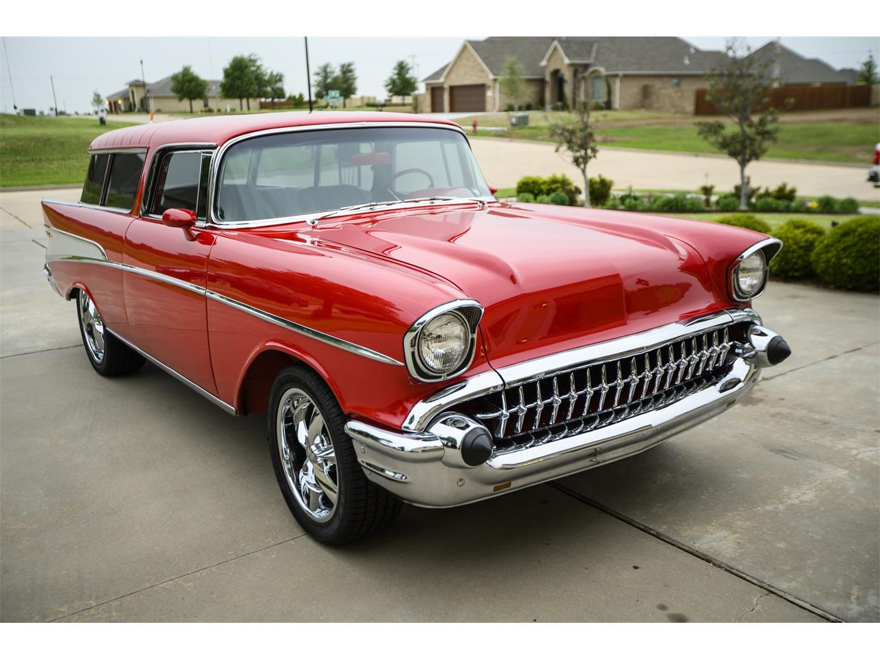 Large Picture of 1957 Bel Air Nomad - $67,400.00 Offered by a Private Seller - PZTB