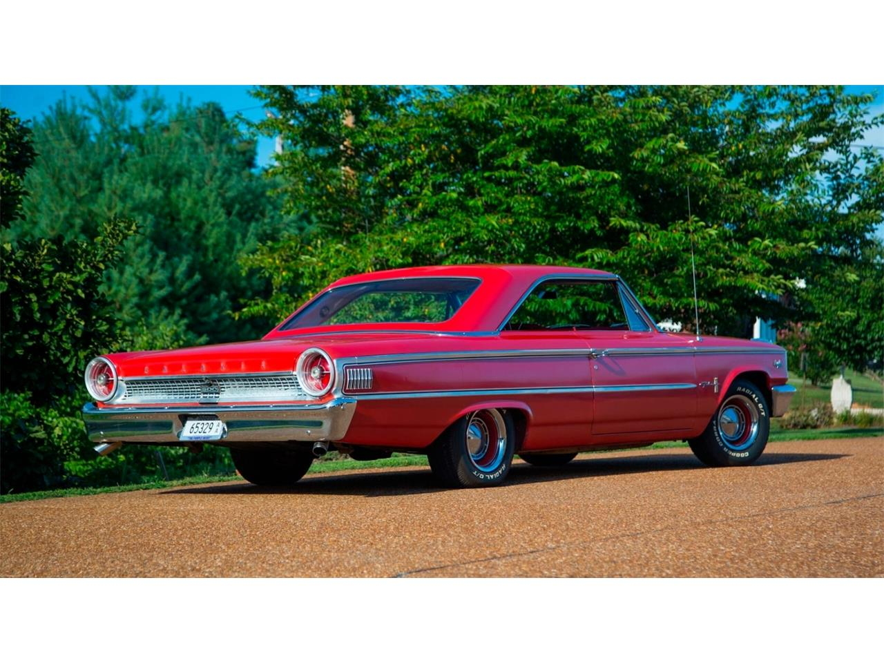 Large Picture of '63 Galaxie 500 - PZTD