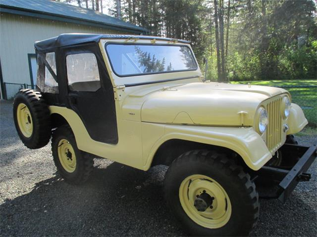 Picture of Classic 1961 Jeep Offered by  - PZTG