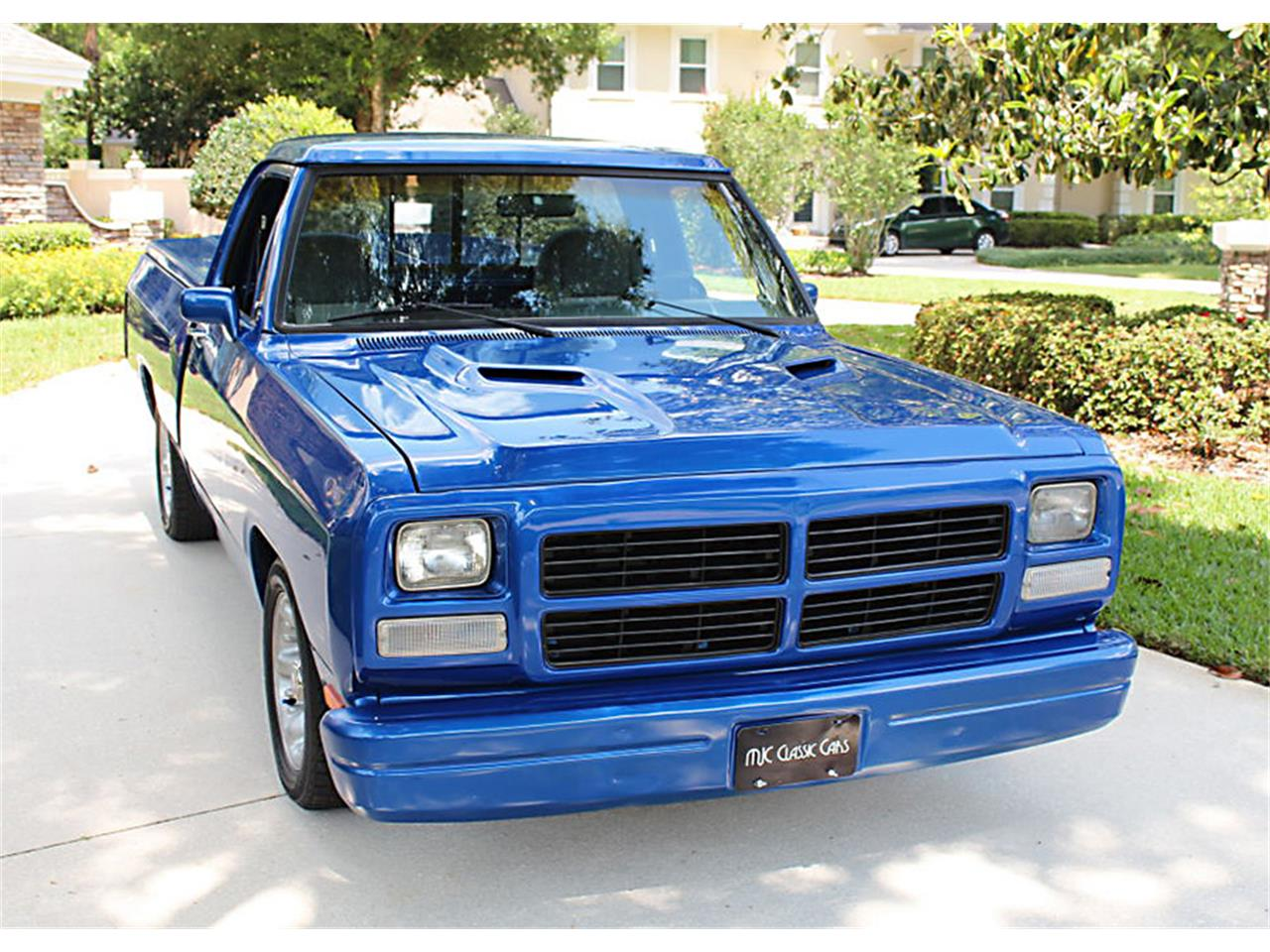 Large Picture of '87 D150 - PZTJ