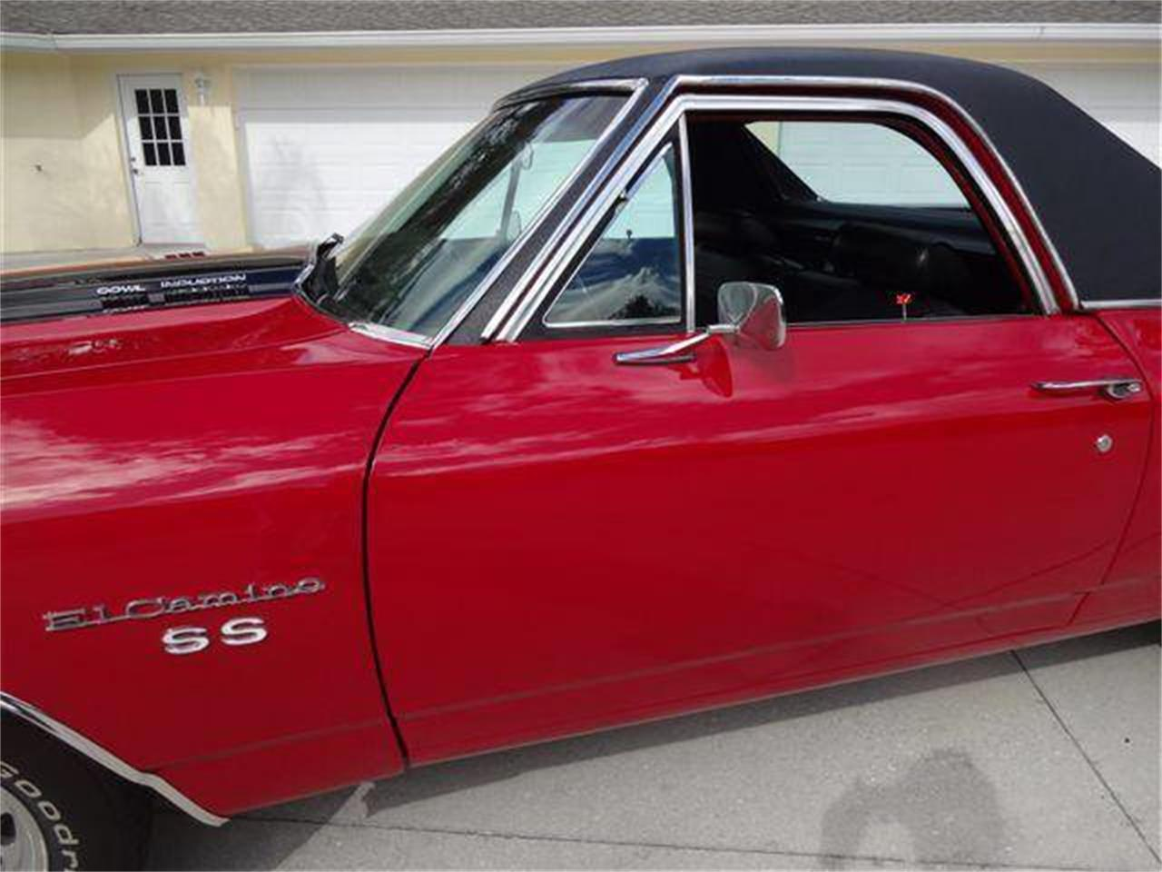 Large Picture of '71 El Camino SS - PZTO
